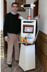 De servicerobot