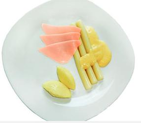 3D geprint voedsel