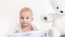 zorgtechnologie voor baby