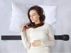 Beter slapen app RestOn band
