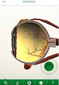 AR oogonderzoek