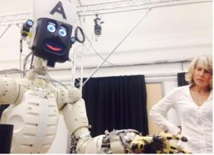 robots hebben ook gevoel
